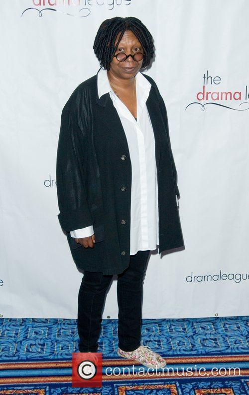 Whoopi Goldberg 2011 Drama League Awards ceremony and...