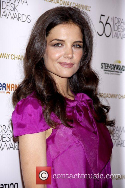 Katie Holmes 56th Annual Drama Desk Awards held...