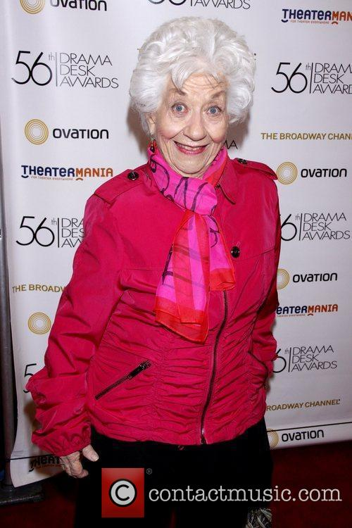 Charlotte Rae 56th Annual Drama Desk Awards held...