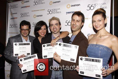 Nominees and Scott Elliott 6