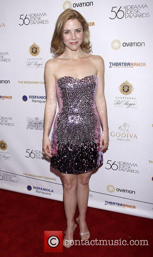 Kerry Butler 56th Annual Drama Desk Awards held...