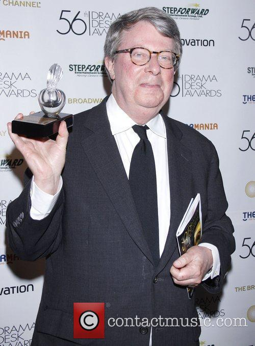 Andre Bishop 2011 56th Annual Drama Desk Awards...