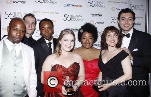 Guest Winners 2011 56th Annual Drama Desk Awards...