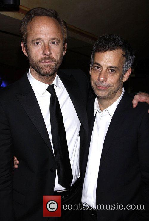 John Benjamin Hickey and Joe Mantello 11