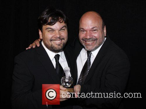 Robert Lopez And Casey Nicholaw 5