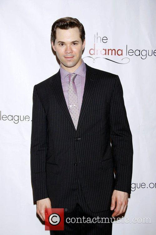 Andrew Rannells The 77th Annual Drama League Awards...