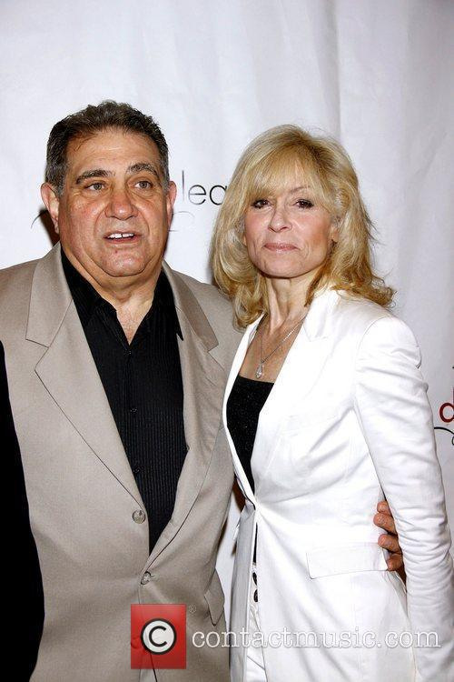 Dan Lauria and Judith Light The 77th Annual...
