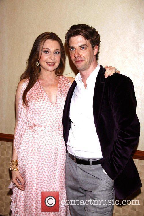 Donna Murphy and Christian Borle The 77th Annual...