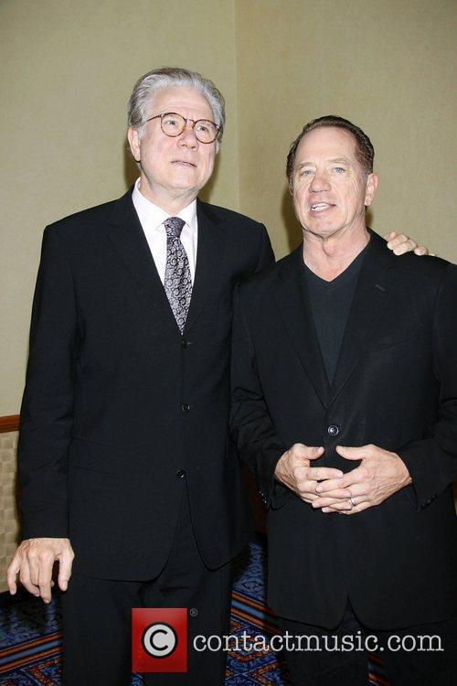 John Larroquette and Tom Wopat The 77th Annual...