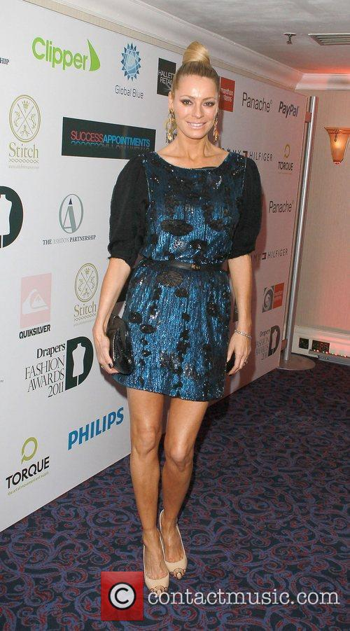 Tess Daly and Grosvenor House 2