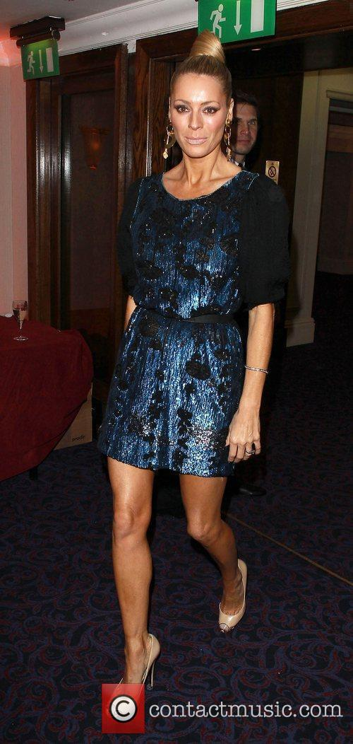 Tess Daly and Grosvenor House 7