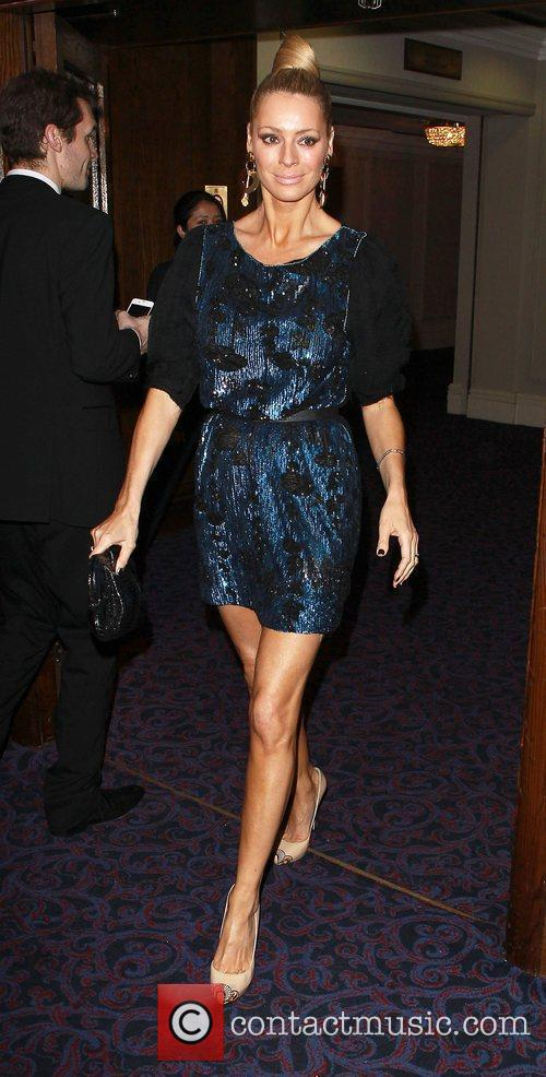 Tess Daly and Grosvenor House 4