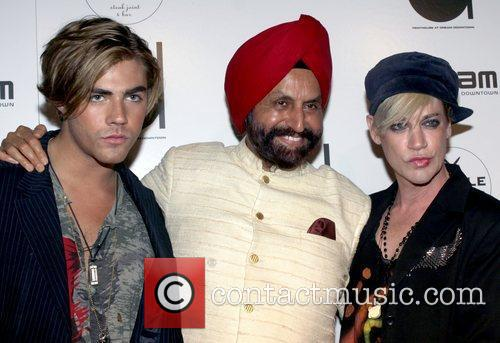 Guest, Sant Singh Chatwal and Richie Rich Grand...