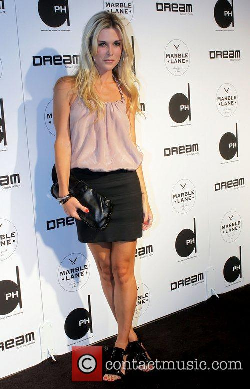 Tinsley Mortimer Grand Opening of 'Dream Downtown', held...