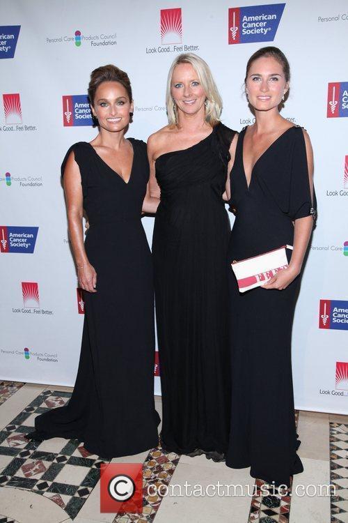 Giada De Laurentiis, Linda Wells, Lauren Bush The...