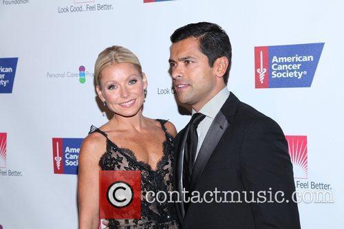 Kelly Ripa and Mark Consuelos The 27th annual...