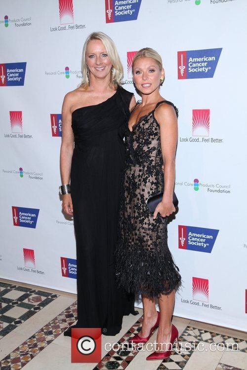 Linda Wells and Kelly Ripa  The 27th...