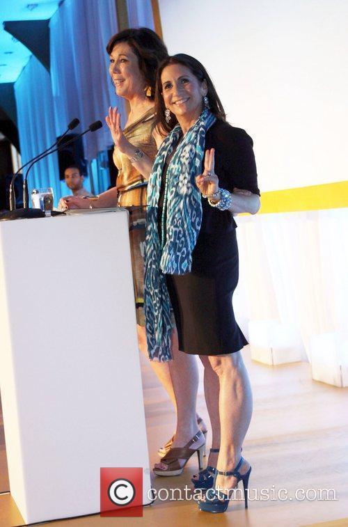 Maureen Case and Bobbi Brown Dress for Success...