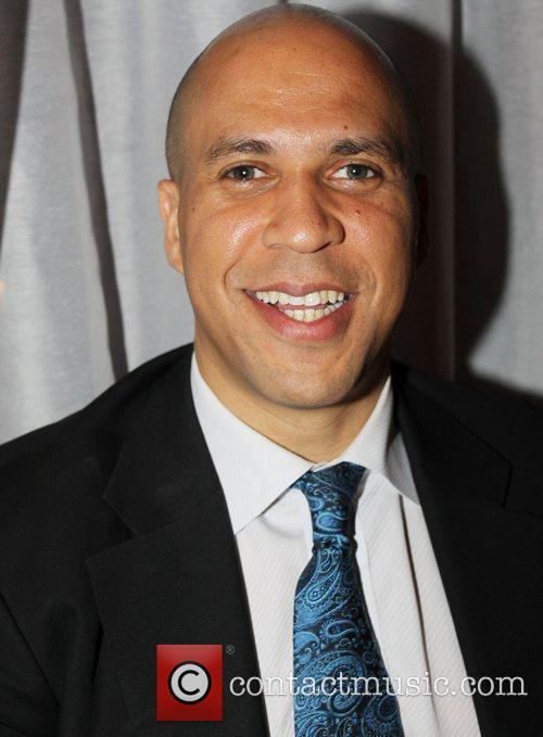Mayor of Newark, Cory Booker Dress for Success...