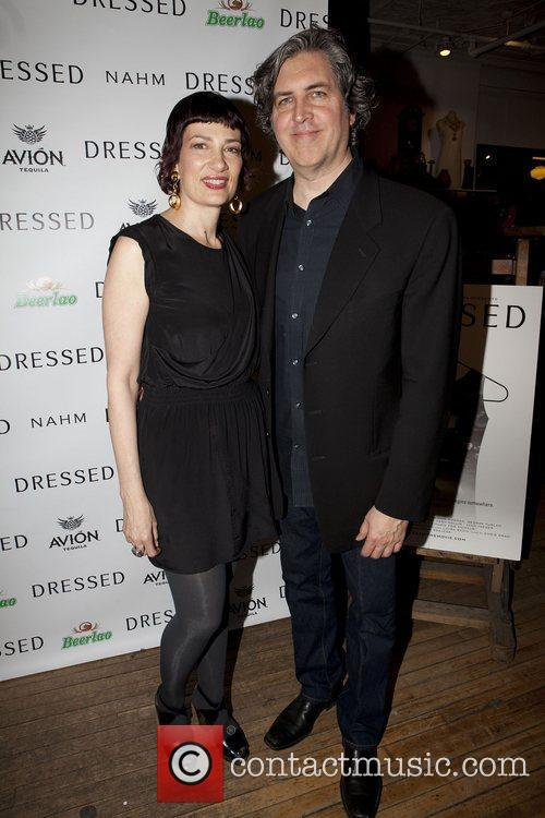 Maryanne Grisz (Producer of the movie Dressed) David...