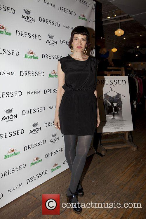 Maryanne Grisz (Producer of the movie Dressed),...