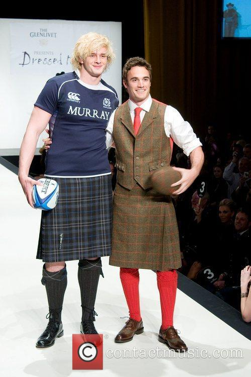 Richie Gray And Thom Evans 1