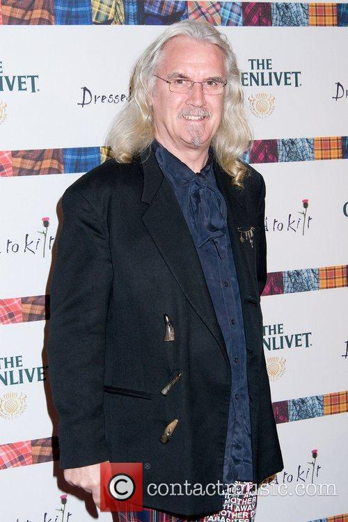 Billy Connolly 9th Annual Dressed to Kilt Charity...