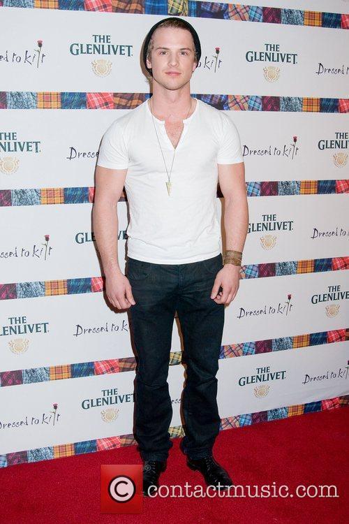 Freddie Stroma 9th Annual Dressed to Kilt Charity...