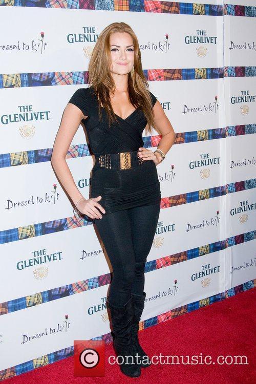 Lourdes Figueroa 9th Annual Dressed to Kilt Charity...