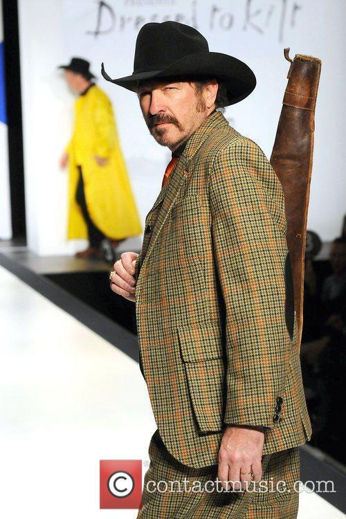 Kix Brooks 'Dressed To Kilt' charity fashion show...