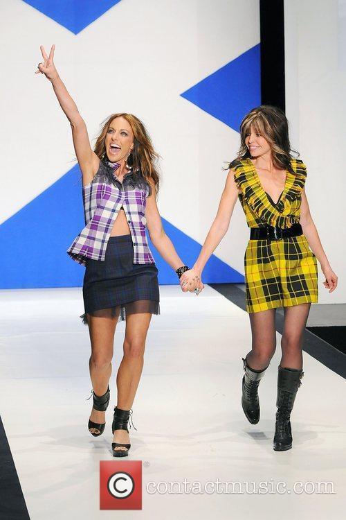 Tayla Lynn 'Dressed To Kilt' charity fashion show...