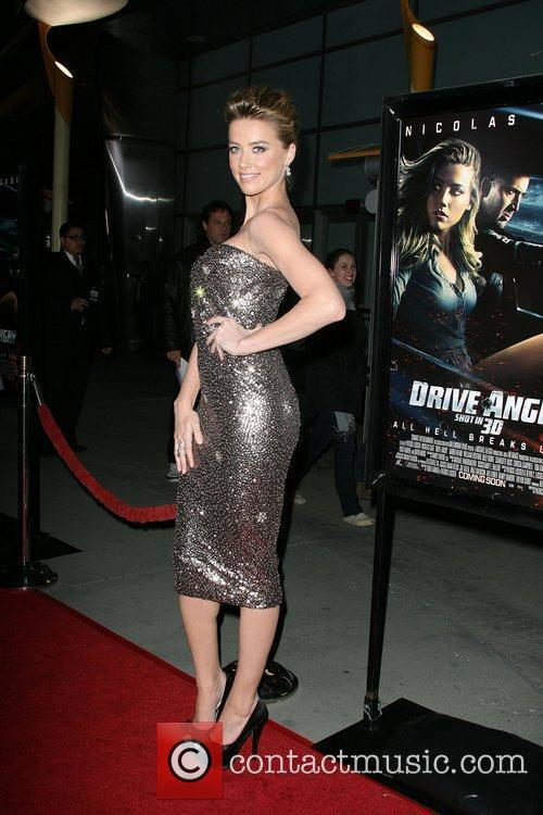 Los Angeles Screening of Drive Angry held at...