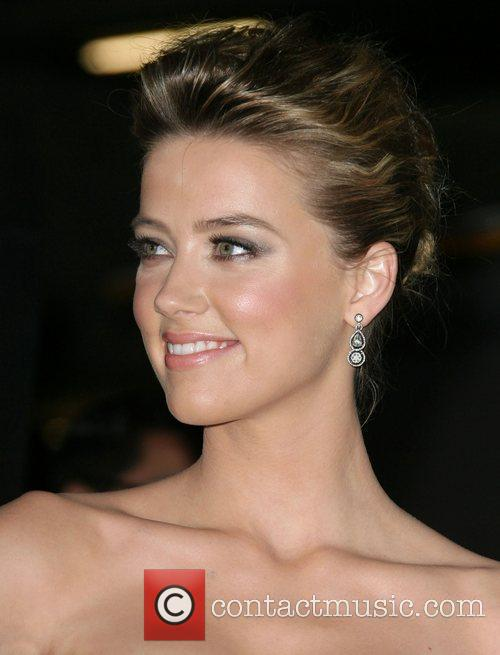 Amber Heard Los Angeles Screening of Drive Angry...