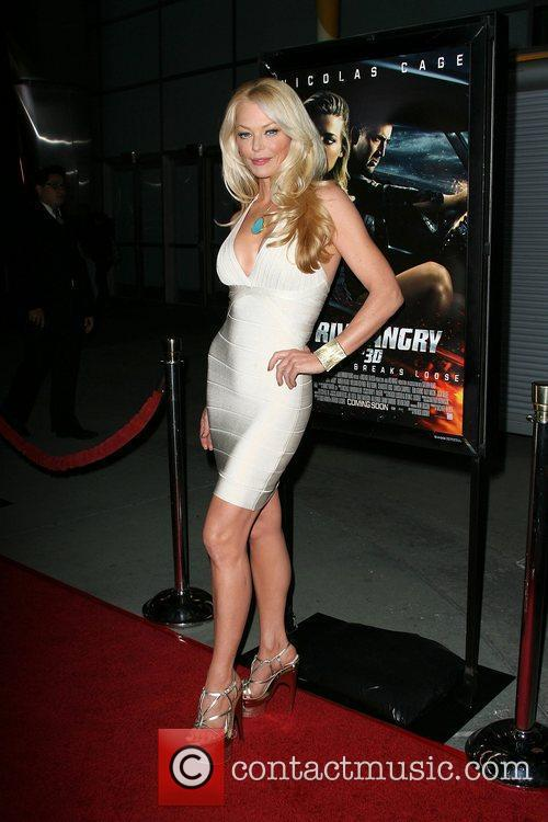 Charlotte Ross Los Angeles Screening of Drive Angry...
