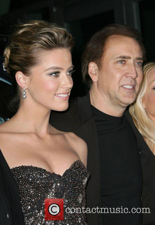 Nicolas Cage and Amber Heard 11