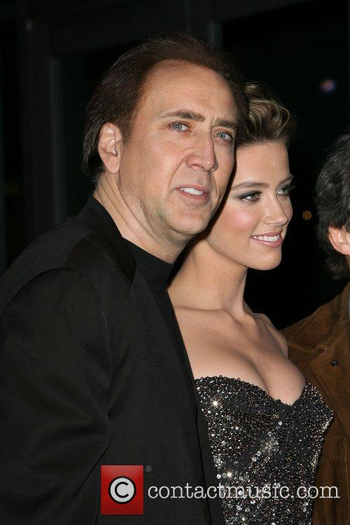 Nicolas Cage and Amber Heard 5
