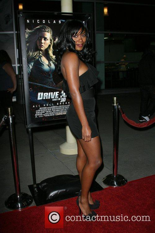 Serena Reeder Los Angeles Screening of Drive Angry...
