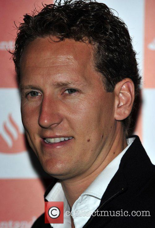 Brendan Cole at the 'Driven To Do Better'...