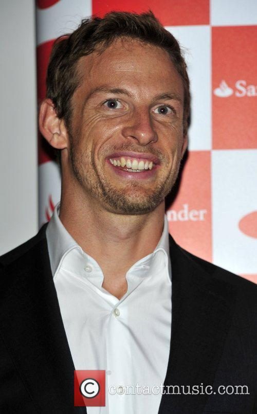 Jenson Button at the 'Driven To Do Better'...