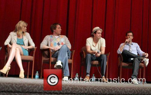 April Bowlby, Clay Aiken, Ben Feldman, Josh Berman...