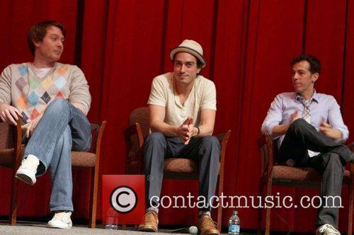 Clay Aiken, Ben Feldman, Josh Berman  2011...