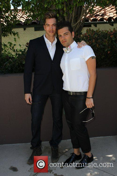 Jack and Guest 2011 Outfest Film Festival Screening...