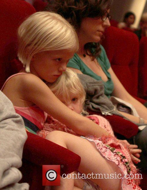 Jamie Babbit's girls 2011 Outfest Film Festival Screening...
