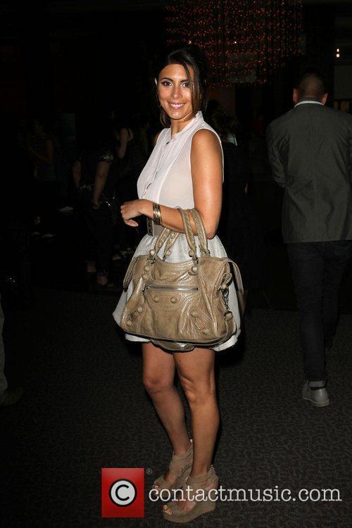 Jamie-Lynn Sigler  2011 Outfest Film Festival Screening...
