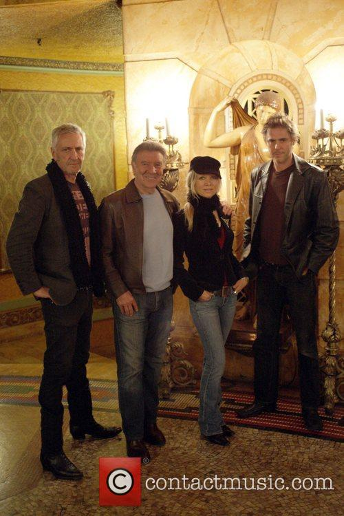 John Waters, Don Spencer, Danielle Spencer and Tim...
