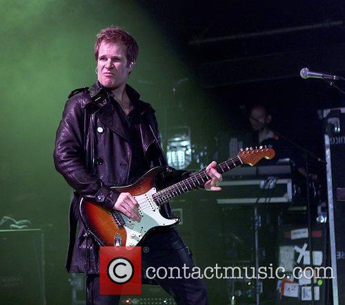 Performing at Shepherd's Bush Empire