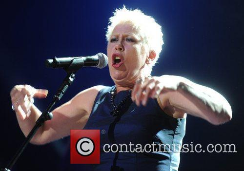 Hazel O'Connor performs  'For Dusty..A Tribute' at...