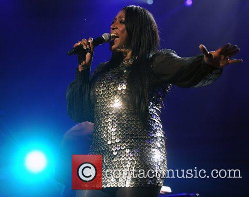 Mica Paris performs  'For Dusty..A Tribute' at...