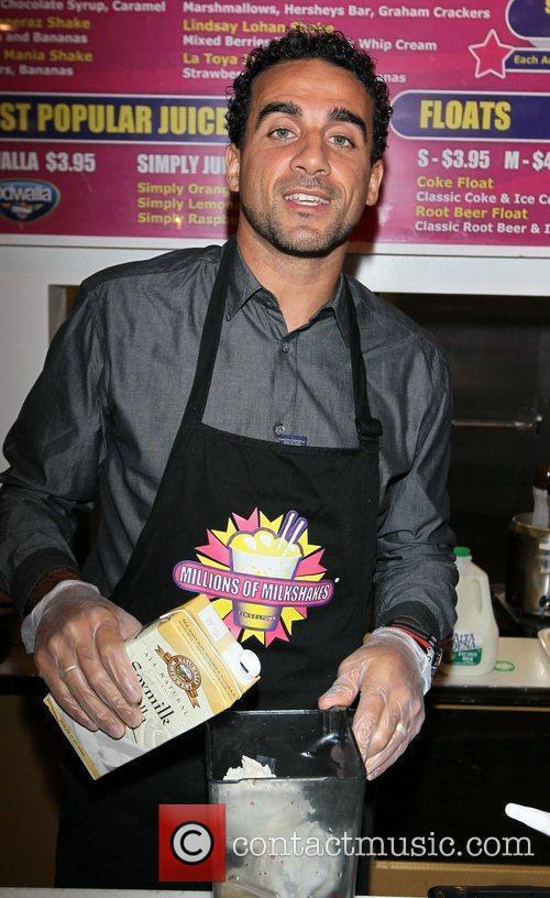 Dwayne De Rosario creates his own signature vegan...