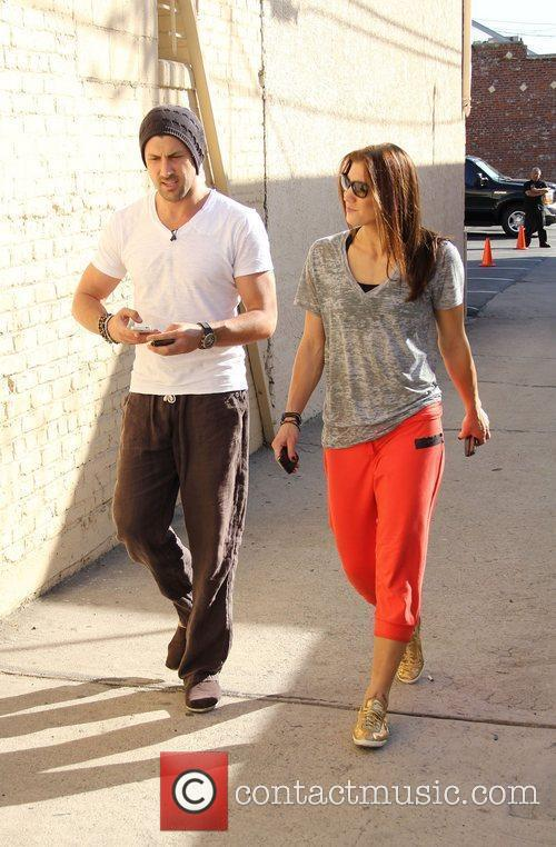 Maksim Chmerkovskiy and Hope 4